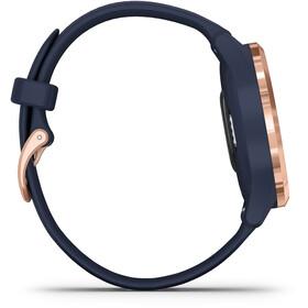 Garmin Vivomove 3S Reloj Inteligente, azul/rojo